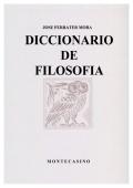 Diccionario de Filosofía de José Ferrater Mora, A