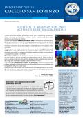 Informativo 15 - Colegio San Lorenzo