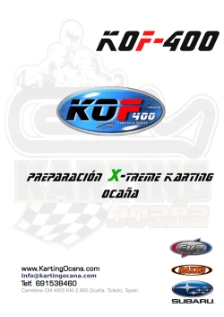 FOLLETO KOF 400 (1).pdf - Karting Ocaña