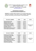 Descarga Convocatoria 2015. - Educación para la Conservación