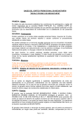 MEMORIA TÉCNICA MANAGUA MATEARE - Inicio