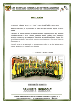 Brochure - Universidad EAFIT