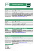 Mensajes del 16 al 22 de Marzo del 2015