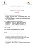 HORARIOS PIU I-2015 - UBV - Universidad Bolivariana de Venezuela