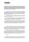 PLAN OPERATIVO ANUAL 2015 MINISTERIO DEL DEPORTE