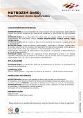 Manual de uso lavarropas electrolux ew 750