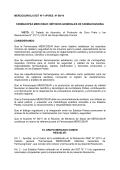 perfil chofer - Ministerio de la Mujer