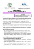 Descargar INFORME DE GESTIÓN AÑO 2014 PERSONERÍA