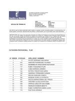 Tarifa de precios Aritech 2015