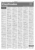 Lecturas de la Canacero # 182