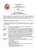 Relación de aspirantes aceptados al CURSO PROPEDÉUTICO de