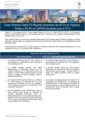 Reporte Trimestral 3T14 - Santa Fe Grupo Hotelero