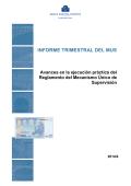 Informe Trimestral del MUS 2014/4 - European Central Bank - Europa