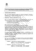 Reglamento Pasaje de Módulo - Utu