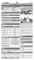NHL: MINNESOTA, SAN JOSE Y LA KINGS. - Listin Diario