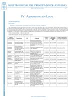 anuncio en PDF para consultar la tabla - Gobierno del Principado