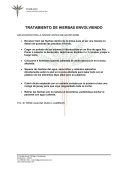 tratamiento de hierbas envolviendo - Centro de Recuperación Torrado