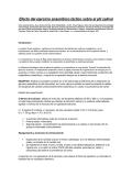 Efecto del ejercicio anaeróbico láctico sobre el pH salival - Jimdo
