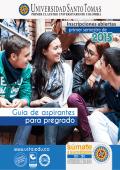 Guía de aspirantes para pregrado - Universidad Santo Tomás