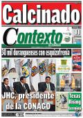 11/10/2014 - Contexto de Durango