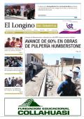 avance de 60% en obras de pulpería humberstone - Diario Longino