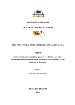 tesis 1.pdf - Repositorio Digital Universidad de Guayaquil