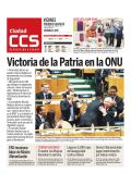 Victoria de la Patria en la ONU - Ciudad CCS