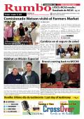 Comisionado Watson visitó el Farmers Market - RUMBO