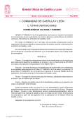 ORDEN CYT/848/2014 - Sede Electrónica | Junta de Castilla y León