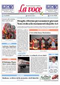 10 OTTOBRE 2014 - La Voce dItalia