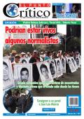Consignan a un penal a José Luis Abarca Señala - El Punto Critico