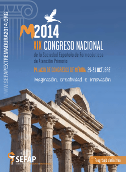 2014 - Bcongresos. Software para congresos y eventos.