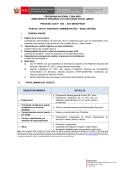 proceso cas n° 1034 – 2014-midis-pncm puest