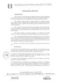 resolucion n° 006-fpf-2014