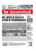 HOY JUEVES SE REALIZA EL ATENEO DE - Diario la Juventud