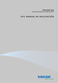 Vacon-20 PFC-Application manual_DPD01626B_es.book