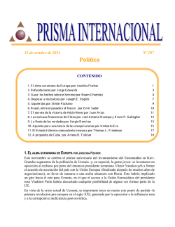 Prisma Internacional 187 - institutoprisma.org