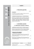 Descargar boletín nº 198 completo - Junta de Andalucía