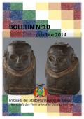 abrir boletín no.10 -octubre 2014 - Bolivien in Deutschland