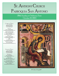 st. anthony church parroquia san antonio - Seek And Find