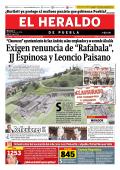 """Exigen renuncia de """"Rafabala"""", JJ Espinosa y Leoncio Paisano"""