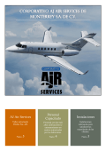 AJ Air Services Personal Capacitado Instalaciones - corporativo