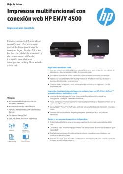 IPG IPS Consumer AIO Color 2 - Hewlett Packard