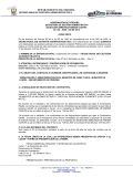 DEPARTAMENTO DE CORDOBA SECRETARIA DE GESTIÓN