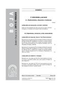 5. Anuncios - Junta de Andalucía