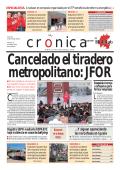 jueves 16 - La Crónica de Hoy en Hidalgo