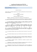Ley Única de Fondos - Reforma Tributaria 2014 - Carey