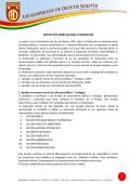 Banco de Preguntas 2014 - Las Asambleas de Dios de Bolivia