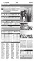 Guía deportiva - Listin Diario