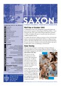 Oct / Nov / Dec 2014 Newsletter - South Salem High School